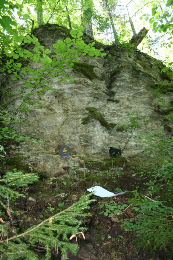 Ubari paljand (foto: T. Ani, 2012).